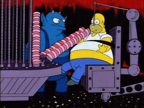 @SandraSWClark @MaikenScott Thanks guys, will start overeating, you're right.