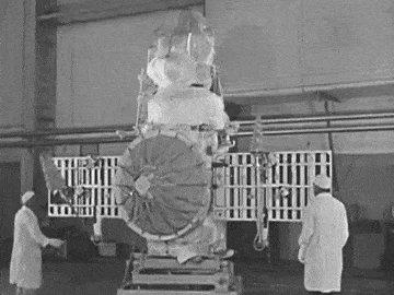 48 years ago #Today, Soviet spacecraft #Venera8 was launched to probe #Venus' atmosphere go.nasa.gov/1RxD8SU