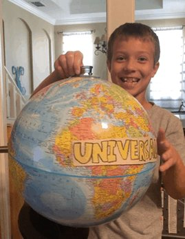 Tyler getting into the #UniversalAtHome spirit. @UniversalORL