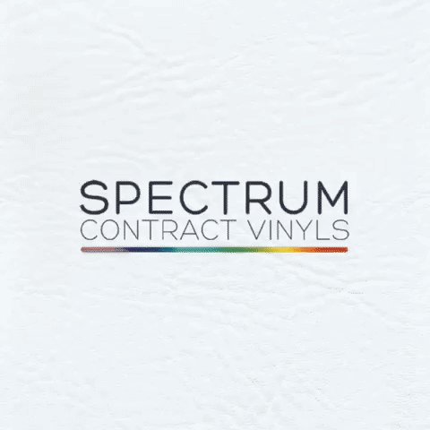 DAY 4: Spectrum Vinyls  Sophisticated and practical, our Spectrum Vinyl collection features an array of colors as shown in the video above. The finishes have been sprayed with a protective coating, allowing it to be cleaned over and over without showing signs of wear.
