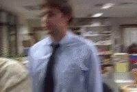 Me going thru the supermarket aisles.