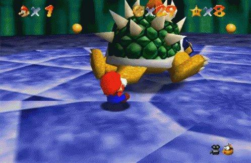 @Emmanomia23 Mario 64 XD