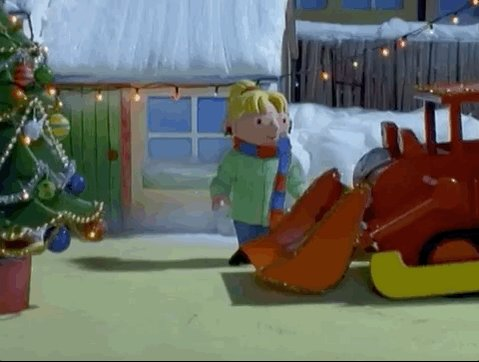 #Christmas #ChristmasSpecial #BobTheBuilder #BobsWhiteChristmas