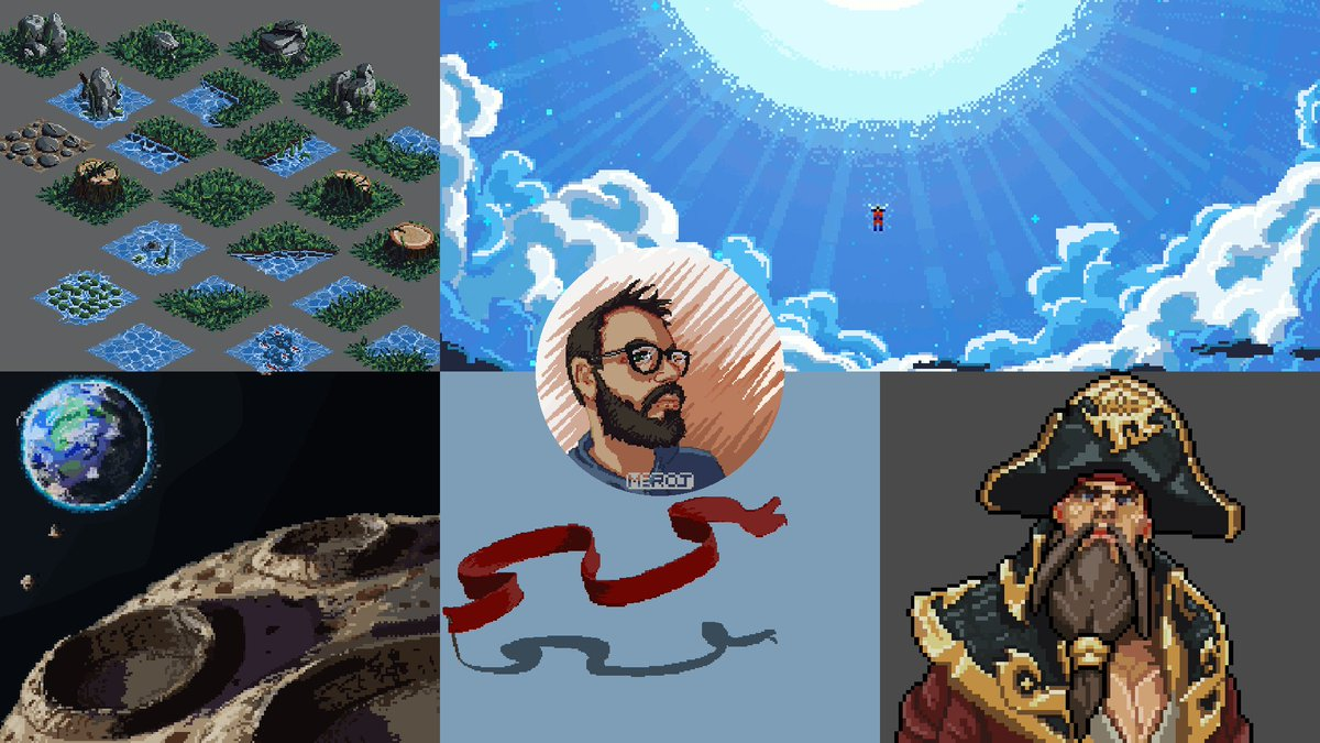 Looking for #pixelartist? want a commission? #portraits #landscapes #emotes #fanart #animation, original art, game sprites   I can manage different styles DM are open Thanks to spread the word  #pixelart #ArtistOnTwitter #commissionsopen #indiegame #commissionart #artpic.twitter.com/KZttdTyo8A