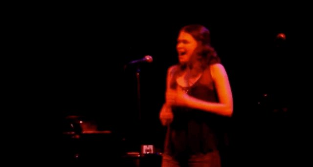 The Daily Distraction: Ay yippy yi ki yea! @sfosternyc belts out her 'most requested song'