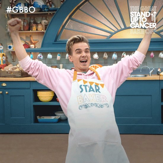 From junior archaeologist to Star Baker - well done to comeback king @Joe_Sugg! #GBBO
