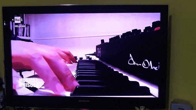 #MusicaCheUnisce
