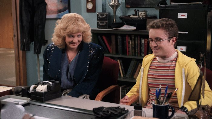 @TheGoldbergsABC's photo on #TheGoldbergs