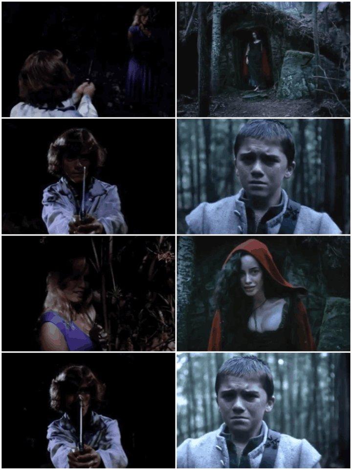 Phantasm/The Witch  #sidebyside #DonCoscarelli #horror #horrormovies #roberteggers #cinema #film #movies #phantasmpic.twitter.com/j2hFAUUKZu