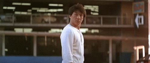 Just wanted to say happy birthday to the one and only Jackie Chan.