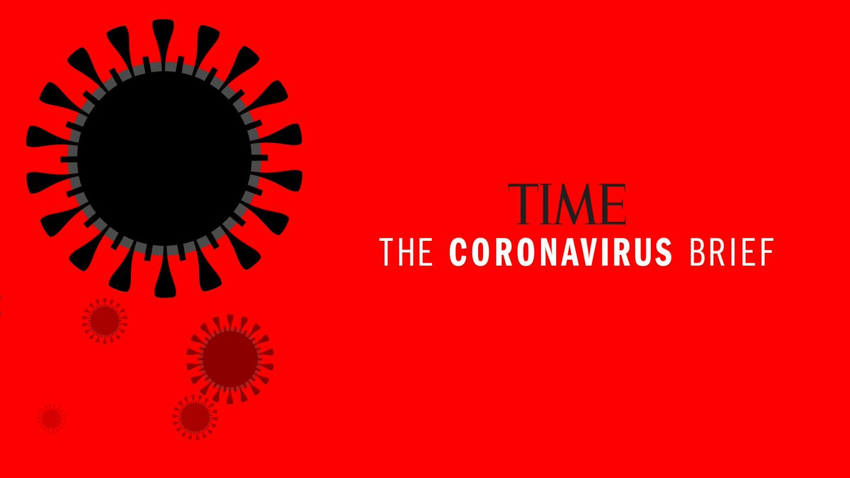 Keep up to date on the growing threat to global health by signing up for our daily COVID-19 newsletter, The Coronavirus Brief https://ti.me/2JRvC8t pic.twitter.com/L6vxPV9NAu