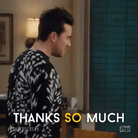 Thank you @danjlevy for such a successful, heart warming TV show. #SchittsCreek is the equivalent of #Friends in our generation  #SchittsFinale