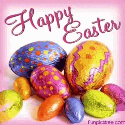 @AsktheChameleon Happy Easter Rachel x