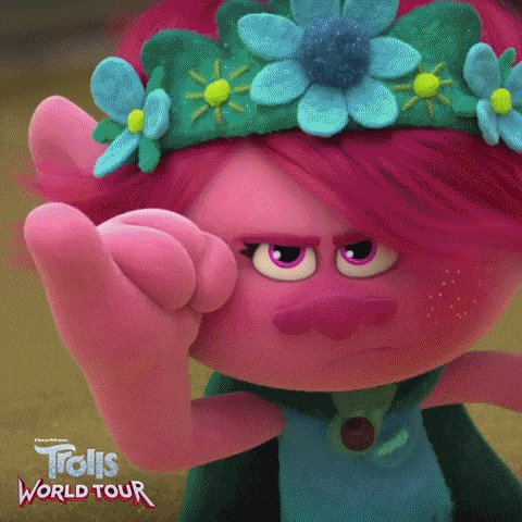The Pinky Promise! #TrollsWatchParty