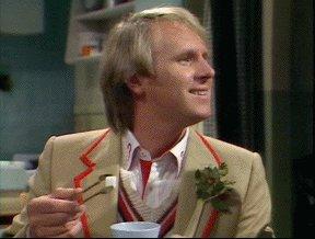 My Favourite Doctor, Happy Birthday Peter Davison