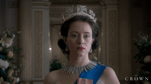 YES QUEEN Happy Birthday, Claire Foy!