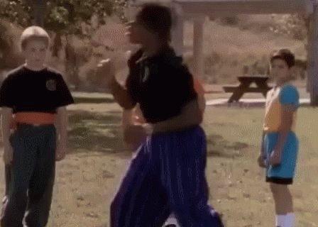 That episode of Boomerang was Morphenomenal. #BoomerangOnBET