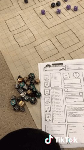 @paulfoxcroft What a great Dungeon Master we've got! We can't wait...
