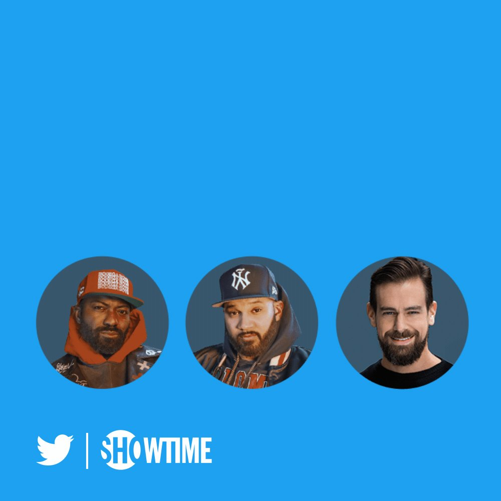 Watch the most illustrious duo on late night, @desusnice and @THEKIDMERO, chop it up live with our boss @jack.  6:30pm ET on April 22nd on @TwitterLive.   #DesusMeroJack
