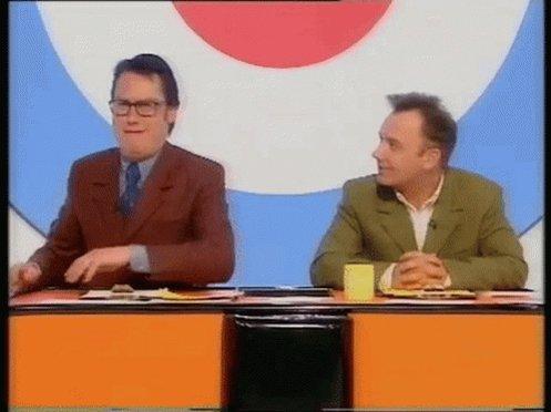 """Both Elton & Jenny did a good 'club style' version """"ahm stiistahhndnn...ye ye ye"""" #Gogglebox"""