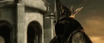 Witch King Of Angmar This Is My Power GIF