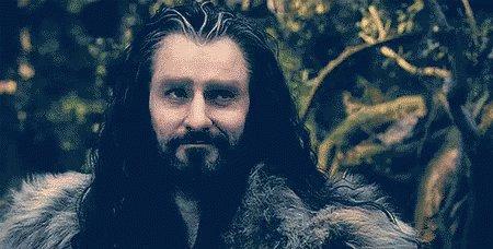 Thorin Hobbit GIF
