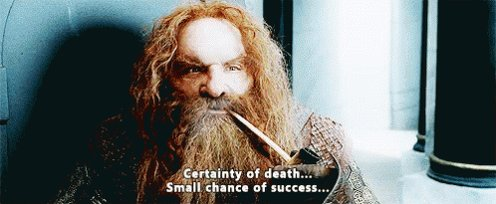 Gimli The Lord Of The Rings GIF