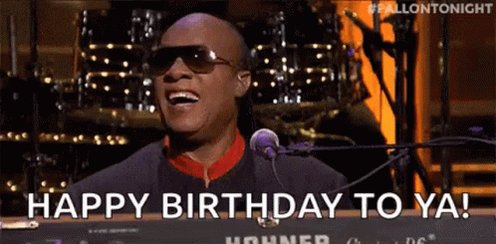 Stevie Wonder -happy birthday request  Stevie Wonder - Faith ft. Ariana Grande