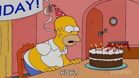 Happy 64th Birthday, Homer Simpson!