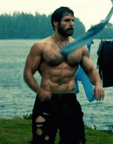 Happy Birthday to Henry Cavill only !