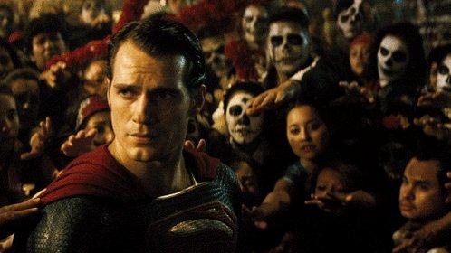 Muh Superman. Happy birthday to Henry Cavill.