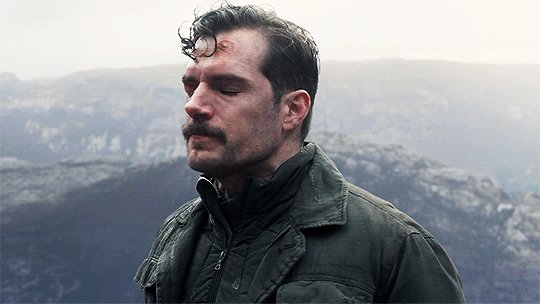 Happy birthday to Henry Cavill, the man who reloaded his biceps and burned off half his face for our enjoyment.