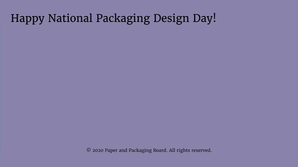 Happy International Packaging Design Day!  #PackageDesign #MoorePackaging #TheMooreDifference #Corrugated https://t.co/ic32G3i23l