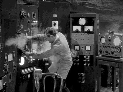 mad scientist experiment GIF