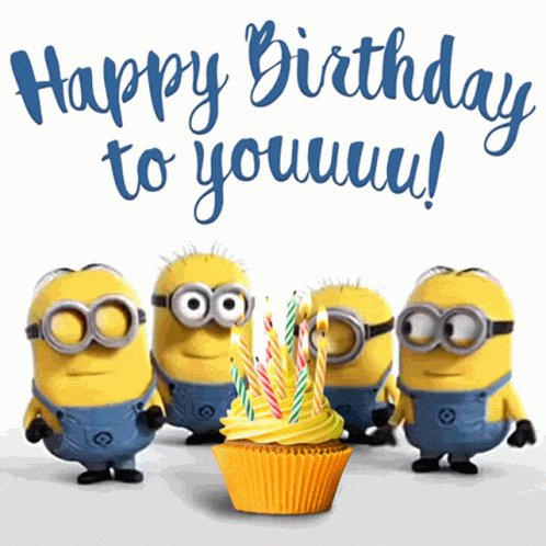 Happy birthday we will celebrate your bday with the same boom....!!! Even in this lockdown............