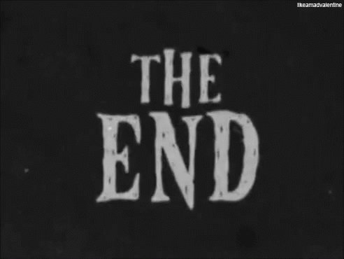 The End GIF