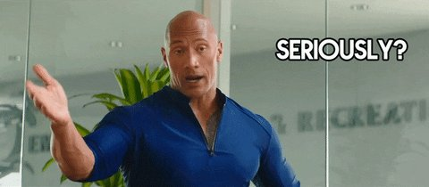 the rock seriously GIF by Baywatch Movie