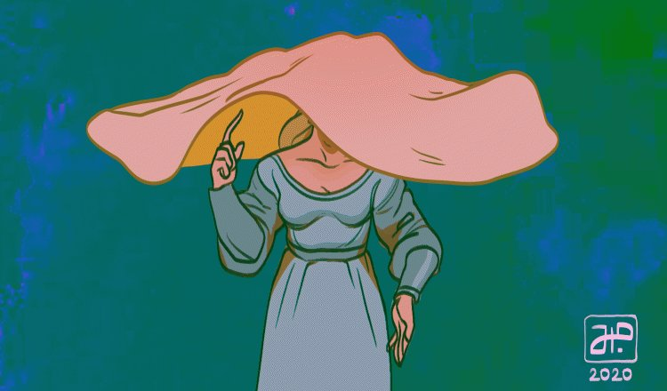 The godlike figure #DiscoElysium #animation #fanart