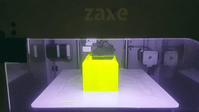 @zaxe3D printer #zaxe #pla #filament