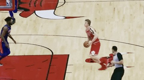 This kid is good. He has a potential for greatness. Get him a coach who can unleash it. @chicagobulls @MarkkanenLauri #TheFinnisher #BullsNation #Bulls https://t.co/StkNO7pOYK https://t.co/wIYVZOKxaY