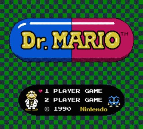 Dr Mario GIF
