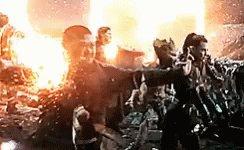 Revendo #AvangersEndgame Quanta saudade dos meus heróis! #avangersassemble 😍
