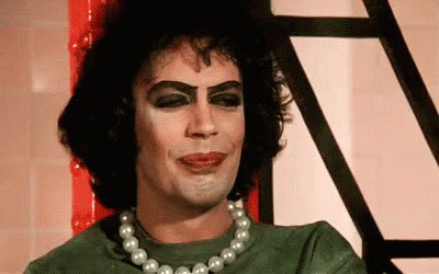 What The FUCK!? - RHPS GIF