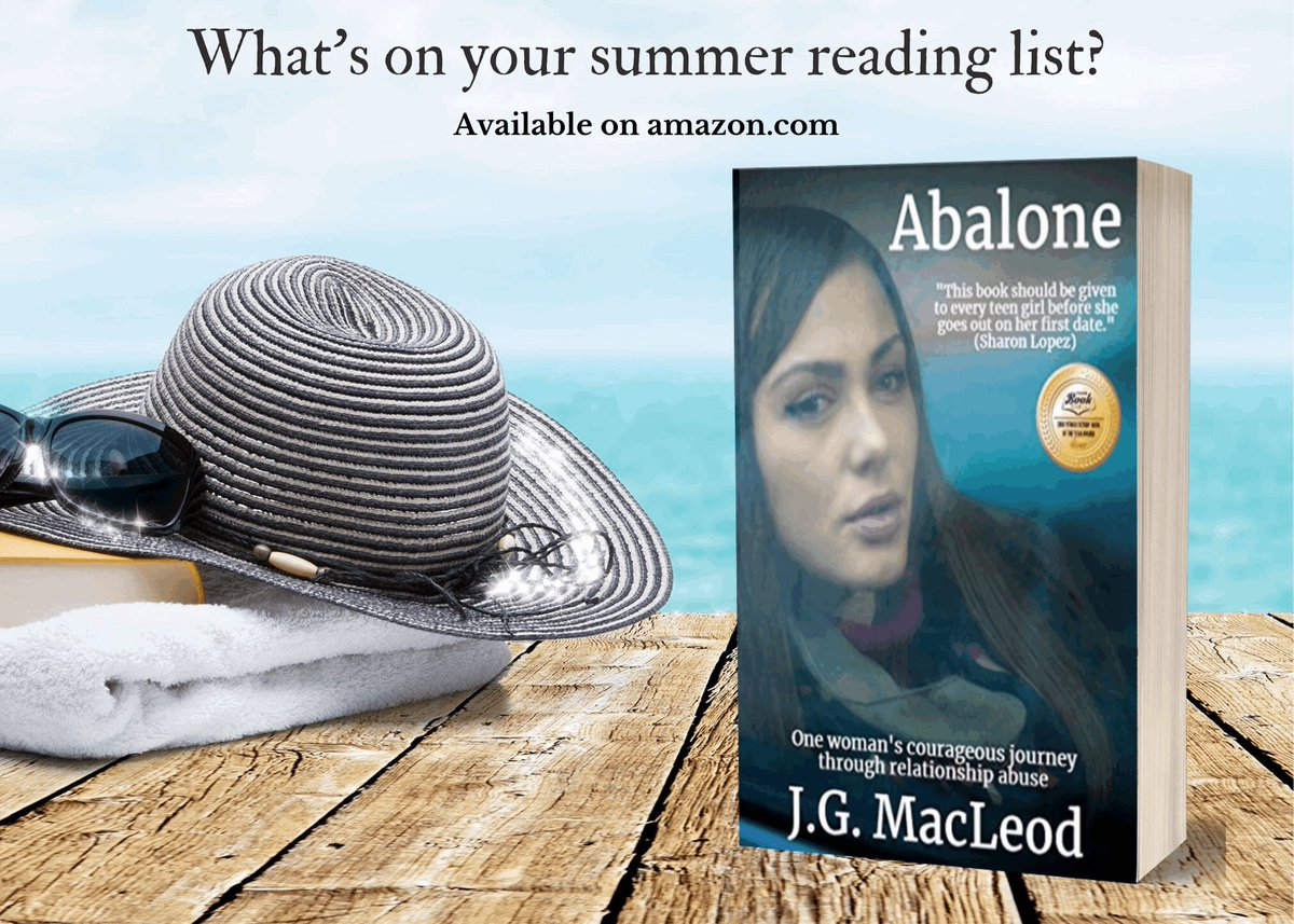 Liz leaves #Abalone Lake in her senior year of high school with her new boyfriend & his little brother to #escape their abusive #home life.  She soon discovers the #cycle of #violence isn't easy to break.  #NewAdult #literary #fiction #domesticviolence   https://www.amazon.com/Abalone-courageous-journey-through-relationship-ebook/dp/B07F3FHTQY …pic.twitter.com/qha4ryA0We