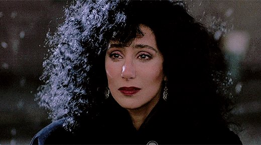 Before this day is over, I just wanna say Happy Birthday to queen CHER
