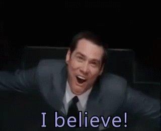 I Believe GIF