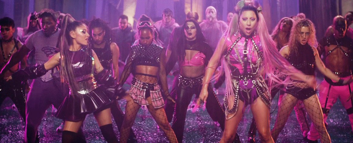 #RainOnMe music video has reached 46 million views and 2,7 million likes on YouTube. pic.twitter.com/gRM6Ft6pVD