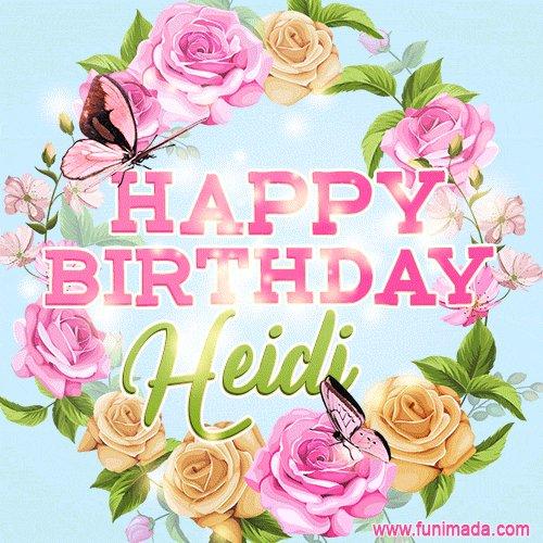 Happy Birthday to Sugababe Heidi Range, 37 today.