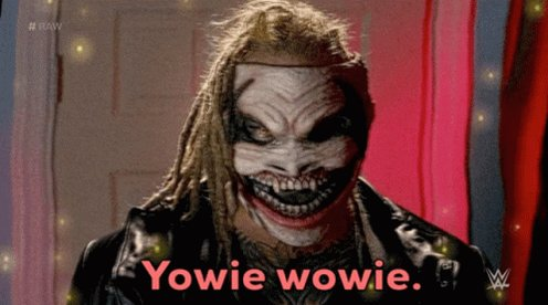 Happy Birthday to Bray Wyatt, my favorite for the last 3 years now. I let him in.