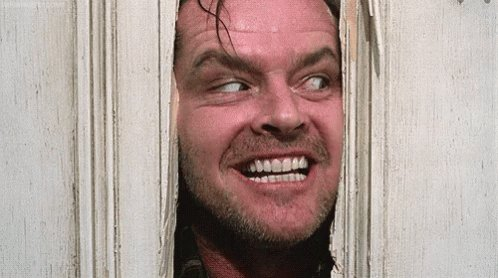 Today marks the 40th anniversary of #StanleyKubrick's 1980 horror film #TheShining. #jacknicholson's decent into madness is chilling. What's your favorite Nicholson performance? Drop us a comment or gif below.pic.twitter.com/NsTL6nDEwu